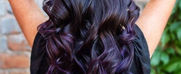 Blackberry Hair Colour Trend
