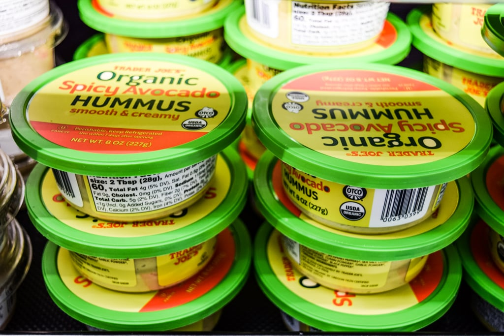 Trader Joe's Spicy Avocado Hummus ($3)