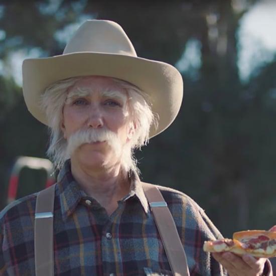 Kristen Wiig Pizza Hut Commercial