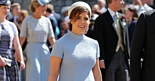 Whoa! Princess Eugenie's Royal Wedding Outfit Is Giving Us Major Jackie O Vibes