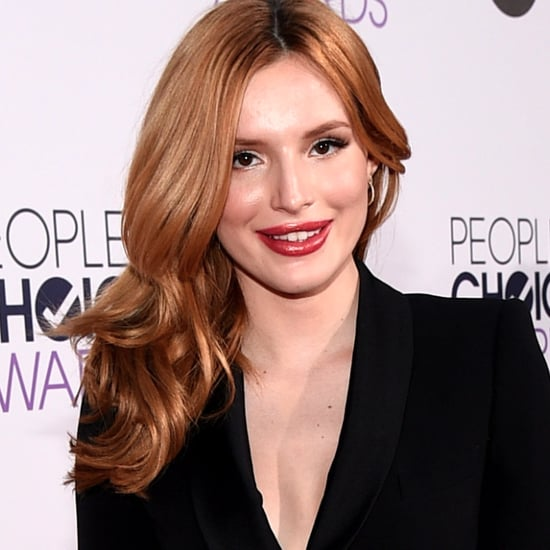 Bella Thorne Interview at People's Choice Awards | Video