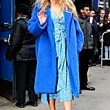 Blake Lively at Live With Kelly and Ryan