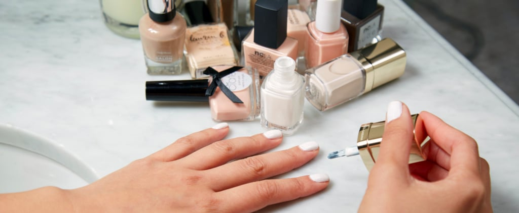Keep Pale Summer Polishes From Looking Dirty With These Tips