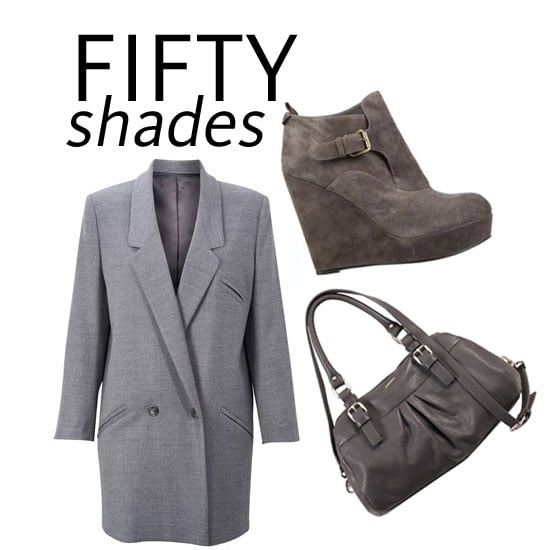 Get Inspired By 50 Shades of Grey: Dove Through to Charcoal Shop Our Top Ten Online Edit