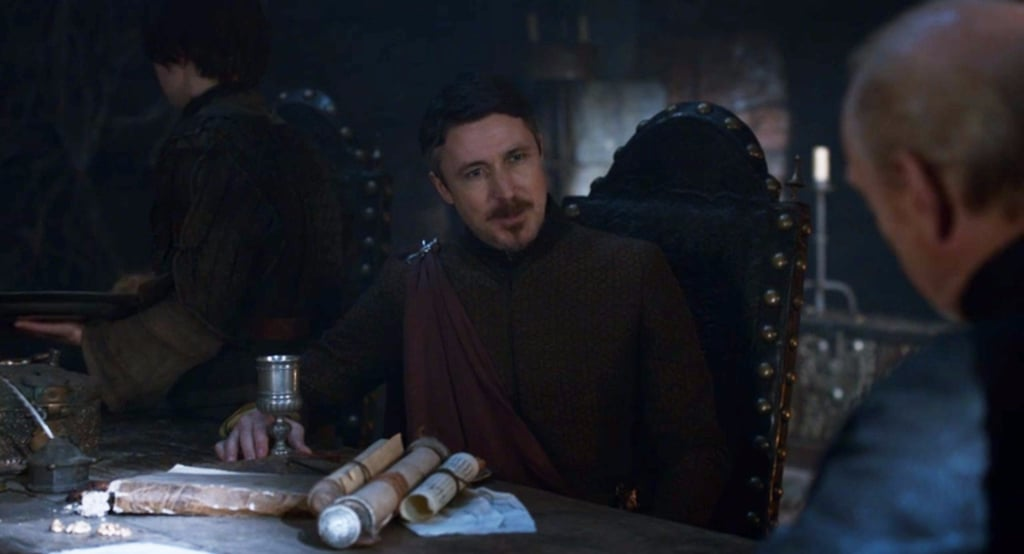When Did Arya Last See Littlefinger on Game of Thrones?