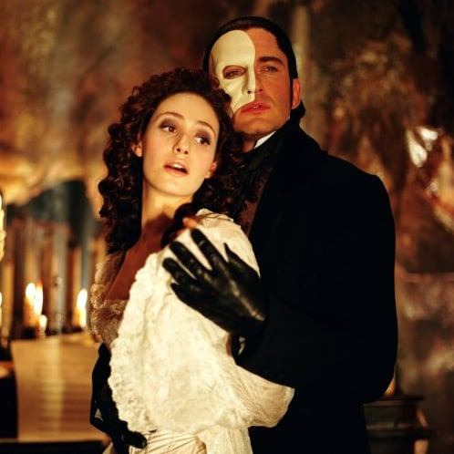 Gerard Butler Singing in Phantom of the Opera