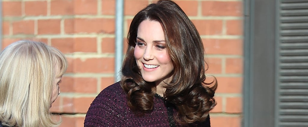 If Any Expecting Moms Need a New Year's Eve Look, Kate Middleton Just Found It