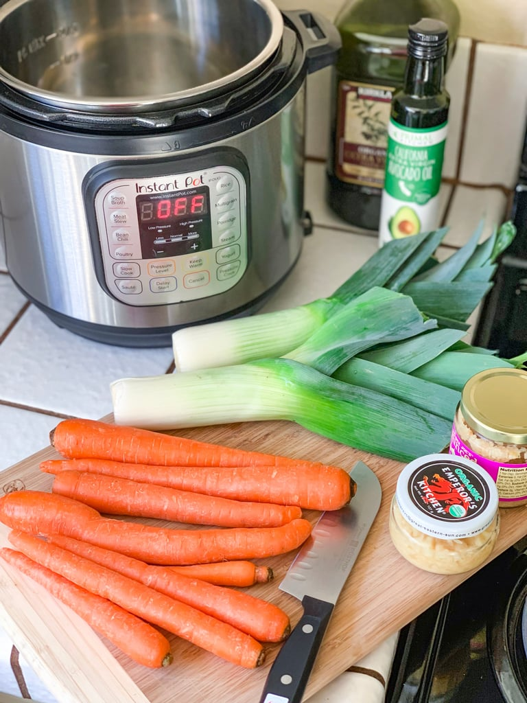 Instant Pot Meal Prep For Weight Loss