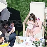 Suri Cruise Celebrates Her 5th Birthday in Style With Family