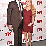 Jessica Simpson and Eric Johnson couldn't stop smiling at a fashion party in NYC.