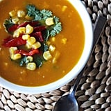 Santa Fe-Style Paleo Vegetable Soup