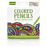 Crayola Colored Pencils Pre-Sharpened