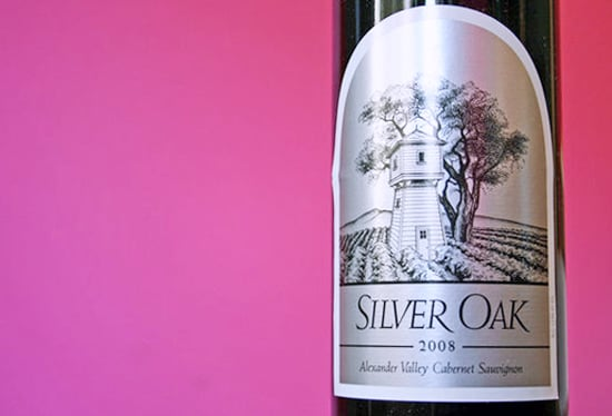 Aug. 21: 2008 Silver Oak Alexander Valley Cabernet Sauvignon