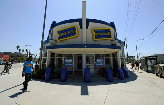Blockbuster Files For Bankruptcy