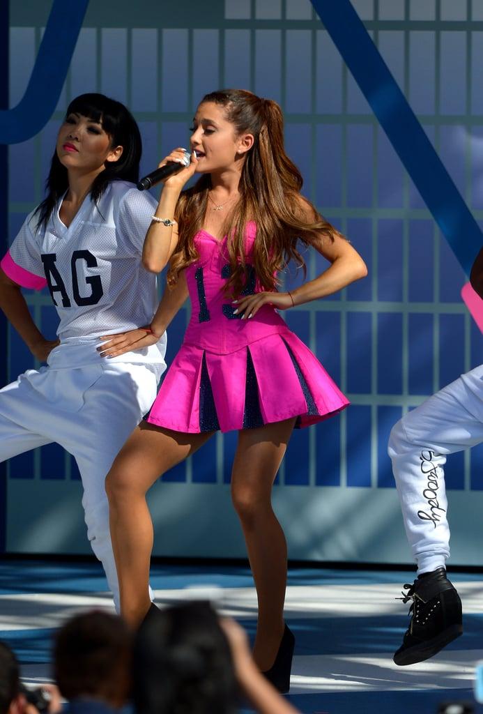 Worldwide Day of Play Ariana