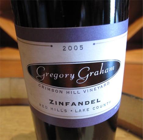 His favorite wine is Zinfandel.