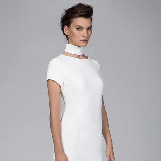 Choker Neckline Dresses and Tops