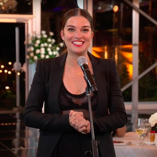 Annie Murphy Wore Alexis Rose's Necklace to 2020 Emmys