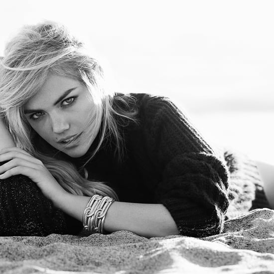 Kate Upton Stars in David Yurman's Fall Campaign