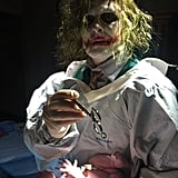 Doctor Delivers Baby Dressed as The Joker