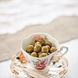 Jarred Olives