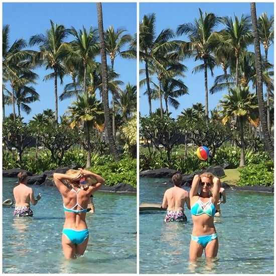 Britney Spears Bikini Pictures in Hawaii March 2016