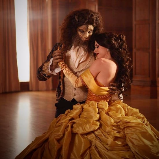 Beauty and the Beast Traci Hines Video