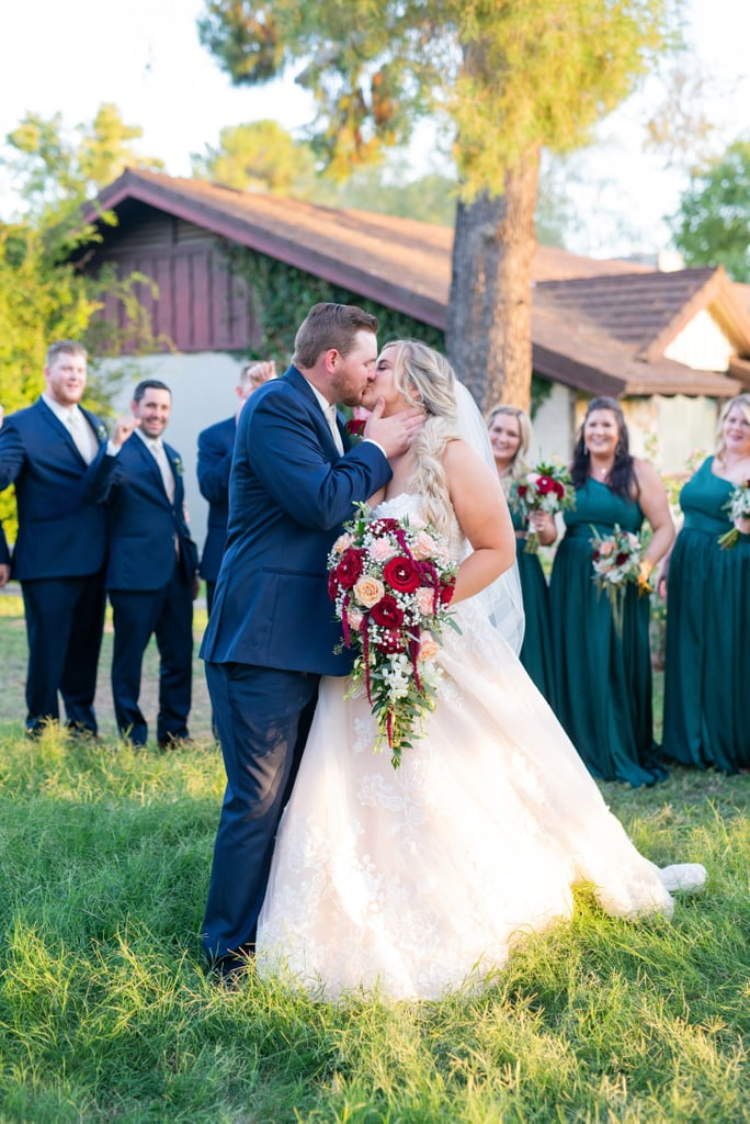 Can You Feel the Magic? This Couple's Disney-Inspired Wedding Is What Dreams Are Made Of
