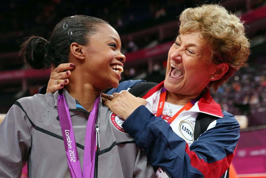Gabby Douglas Olympic Gold Medal Pictures