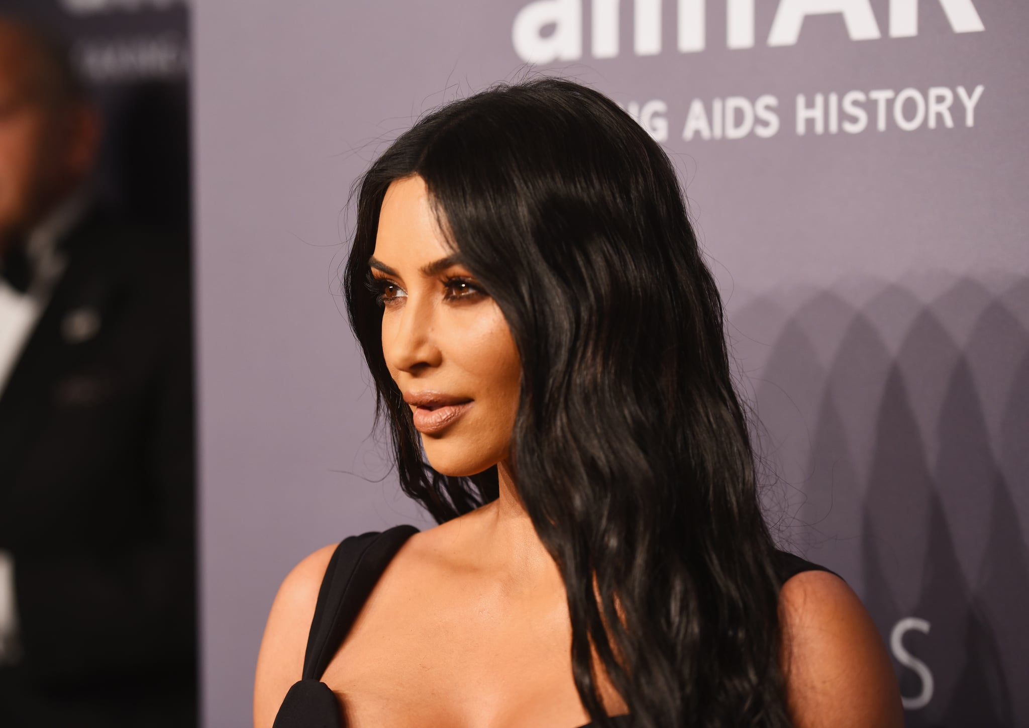 NEW YORK, NY - FEBRUARY 06:  Kim Kardashian West attends the amfAR New York Gala 2019 at Cipriani Wall Street on February 6, 2019 in New York City.  (Photo by Jared Siskin/amfAR/Getty Images)