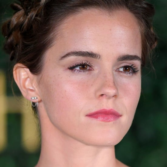 Emma Watson Beauty and the Beast Makeup Feb. 23, 2017