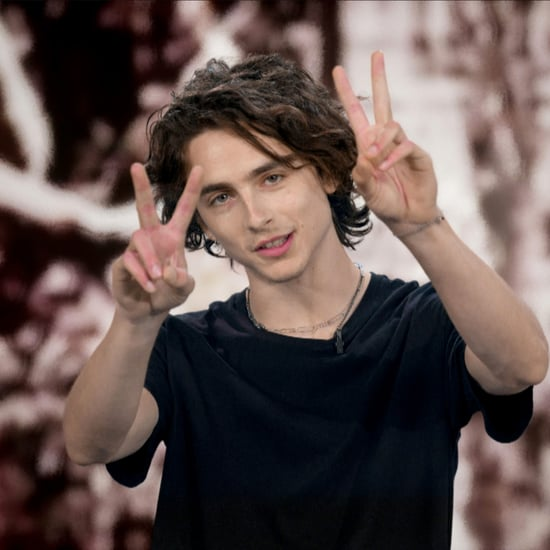Watch Timothée Chalamet's Graduate Together Speech Video