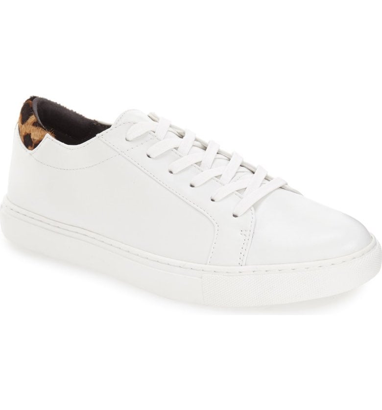 Choose ones with an animal print on the back like these Kenneth Cole New York Kam Sneakers ($120).