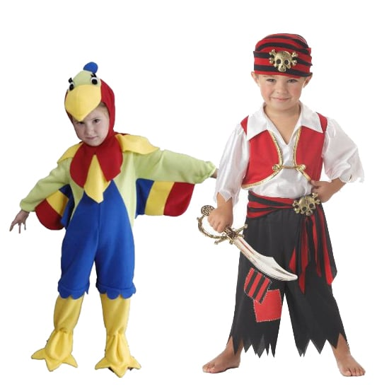 Every Pirate Needs a Parrot