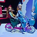 Elsa and Anna Tandem Bike