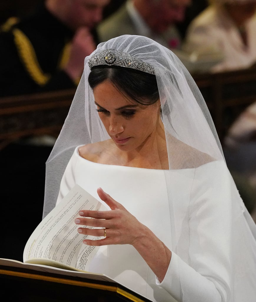 Meghan Markle's Wedding Nails