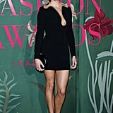 Shailene Woodley at The Green Carpet Fashion Awards 2019
