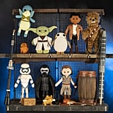 These artisan-style toys can be found at The Toydarian Toymaker stall.
