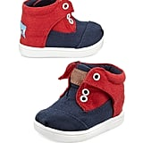 TOMS Canvas High-Top Botas