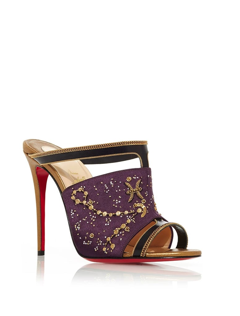 Christian Louboutin The Pisces Mule ($2,200)