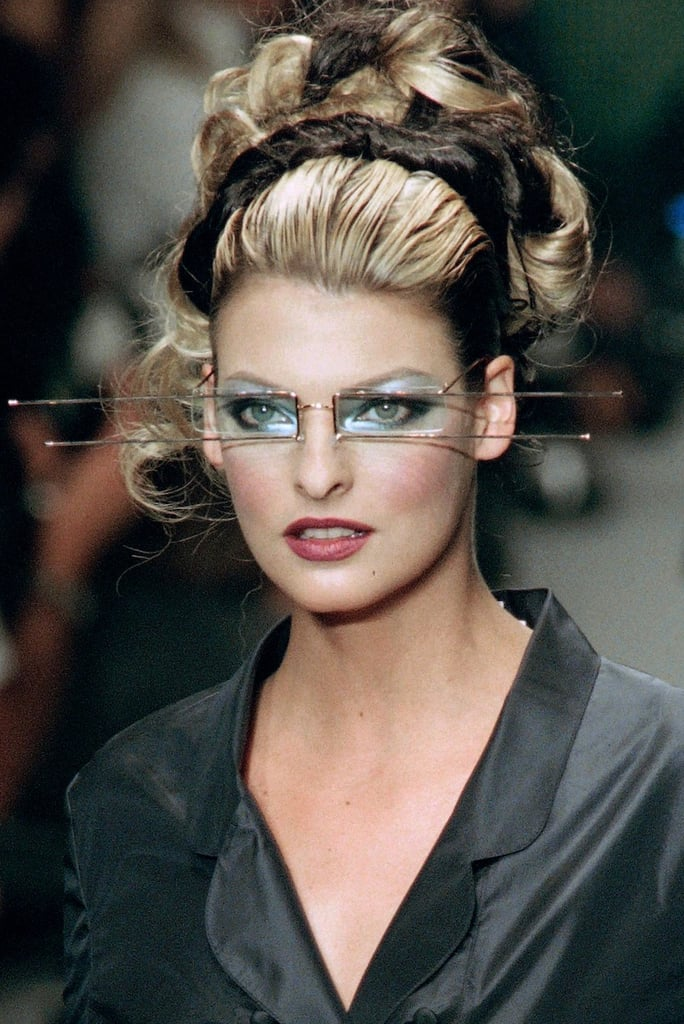 1990s Beauty Trends at New York Fashion Week Spring 2018