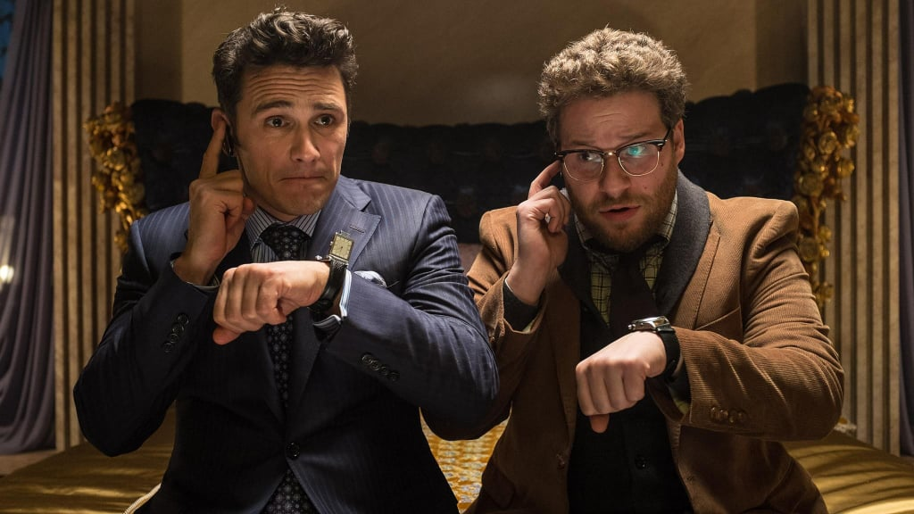 Movies With Seth Rogen and James Franco