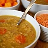 Side Dish: Butternut Squash Lentil Soup