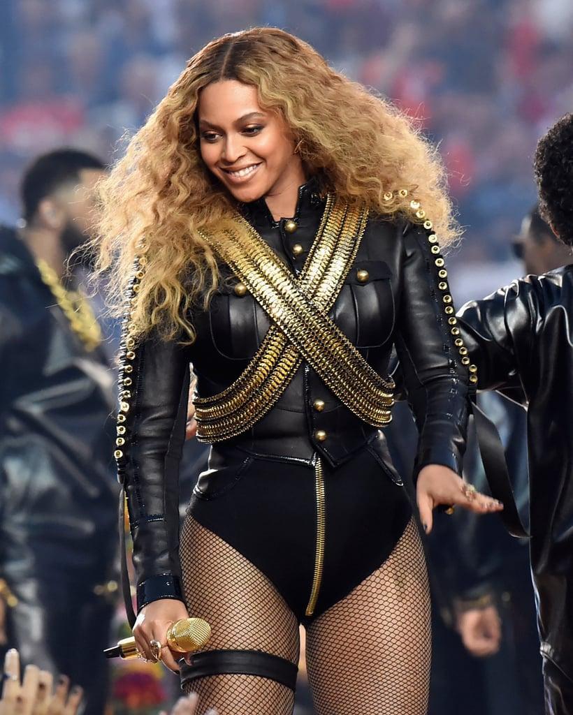 Beyoncé's Super Bowl 2016 Nails