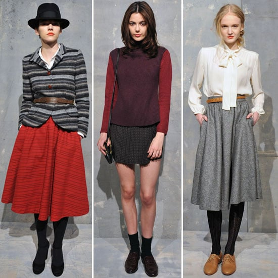 Pictures and Review of Steven Alan Fall New York Fashion Week Runway Show: See the 1st Show of the Season!