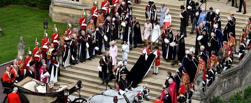 What Is Garter Day?