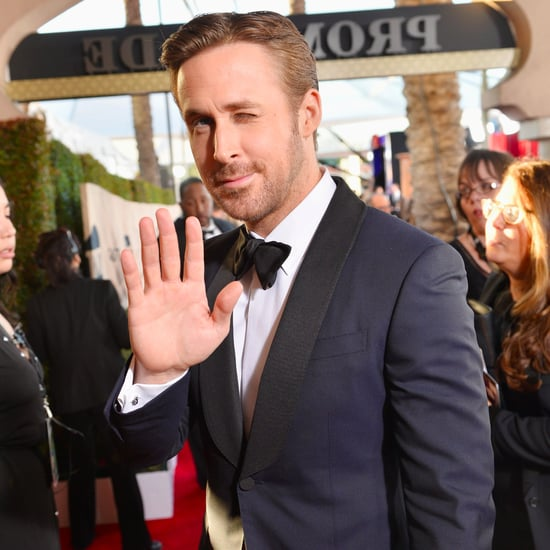 Ryan Gosling at the 2017 SAG Awards