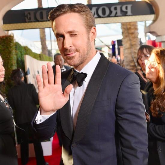 Ryan Gosling auf den SAG Awards 2017
