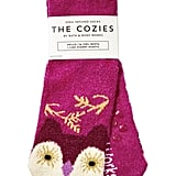 Owl-Berta the Owl Shea-Infused Socks