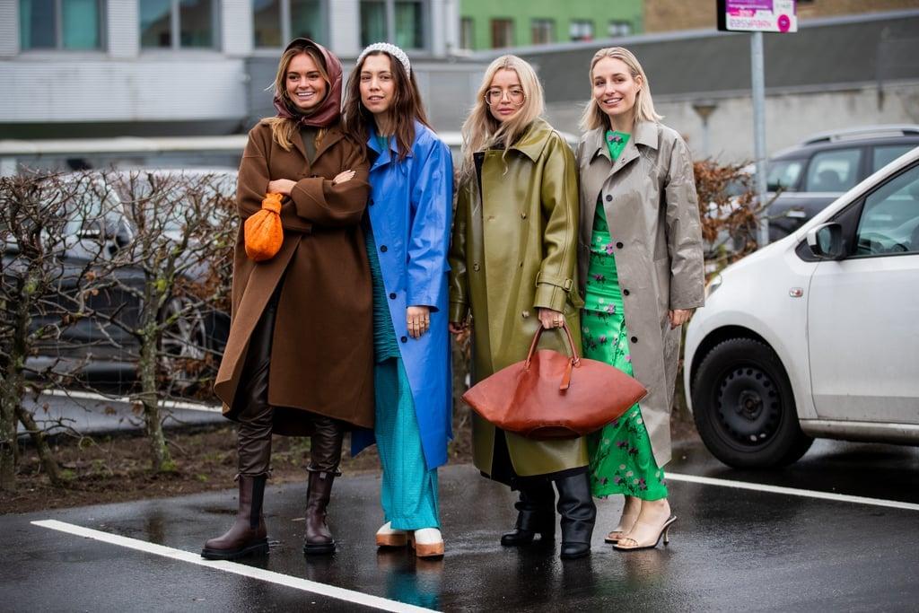 The Best Street Style at Copenhagen Fashion Week Fall 2020